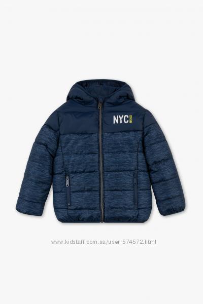 Новые легкие куртки C&A на мальчиков 98-116