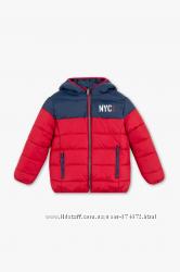 Новые легкие куртки C&A на мальчиков 104