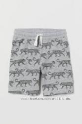 Новые шорты на мальчика H&M на 2-3, 3-4, 4-5, 5-6, 6-7, 7-8, 8-9, 9-10 лет