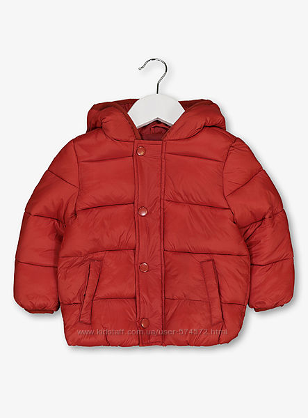 Новые куртки TU на мальчиков 2-3, 5-6 лет