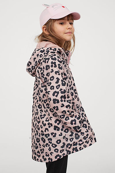 Новые ветровки H&M на девочек 2-3, 3-4 лет