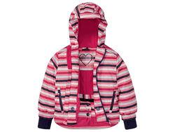 Новые зимние куртки Lupilu на девочек 1 - 6 лет