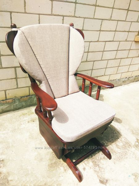 Удобное кресло качалка на Маятниковой системе