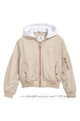 Бомбер куртка для девочки 146 10-11 лет  НМ