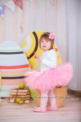 Яркие пышные юбки-пачки для Принцесс на фотосессию, утренник, День Рождение