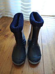 Резинові чоботи 27-28р