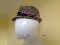 Новая шляпа хлопковая на лето