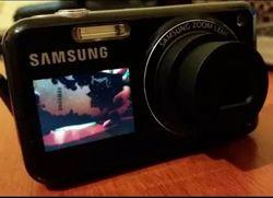 Samsung PL 120 фотоапарат