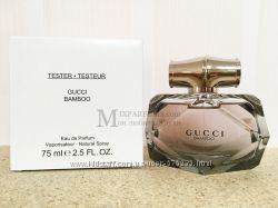 Оригинал Gucci Gucci Bamboo edp 75 ml w TESTER Парфюмированная Женская