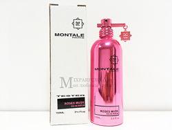 Оригинал Montale Roses Musk edp 100 ml w TESTER Парфюмированная Женская
