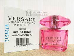 Оригинал Versace Bright Crystal Absolu edp 90 ml w TESTER Парфюмированная