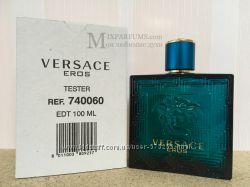 Оригинал Versace Eros edt 100 ml m TESTER Туалетная Мужская