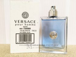 Оригинал Versace Versace Pour Homme edt 100 ml m TESTER Туалетная Мужская