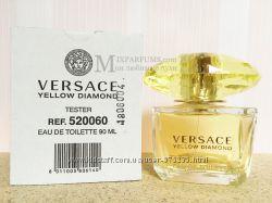 Оригинал Versace Yellow Diamond edt 90 ml w TESTER Туалетная Женская