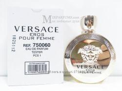 Оригинал Versace Eros Pour Femme edp 100 ml w TESTER Парфюмированная Женска