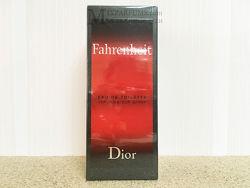 Оригинал Christian Dior Fahrenheit edt 100 ml m Туалетная Мужская