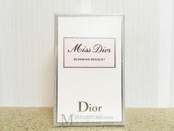 Оригинал Christian Dior Miss Dior Blooming Bouquet edt 100 ml w Туалетная
