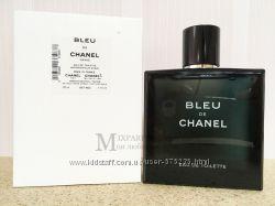 Оригинал Chanel Bleu De Chanel edt 100 ml m TESTER Туалетная Мужская