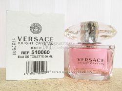 Оригинал Versace Bright Crystal edt 90 ml w TESTER Туалетная Женская
