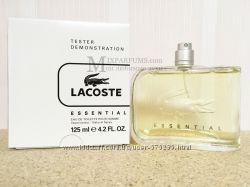 Оригинал Lacoste Essential edt 125 ml m TESTER Туалетная Мужская ... e3b4ad49710bb