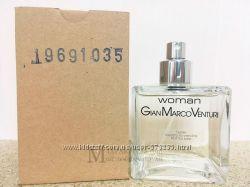 Gian Marco Venturi Woman 100 ml w tester тестер Оригинал туалетка и парфюм