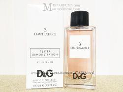 Оригинал Dolce Gabbana Anthology L Imperatrice 3 edt 100 ml w TESTER