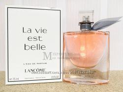Оригинал Lancome La Vie Est Belle edp 75 ml w TESTER Парфюмированная Женска
