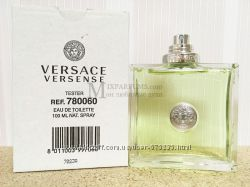 Оригинал Versace Versense edt 100 ml w TESTER Туалетная Женская вода