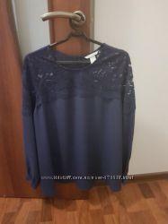 Красивая блузка для будущих мам H&M