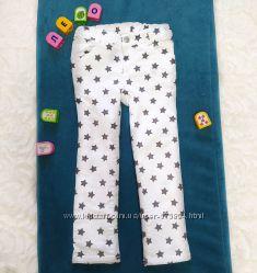 Светлые джинсы в звезды Crazy8 4t