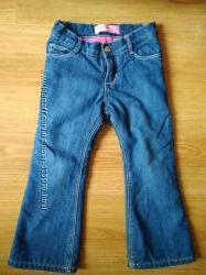 Утепленные джинсы на флисе Old navy 3T для девочки