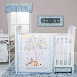 Детский постельный набор Trend Lab США, 6 единиц