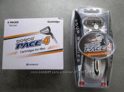 Dorco Pace 4     Мужской станок для бритья