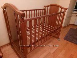 Детская итальянская кроватка фирмы Piccolino