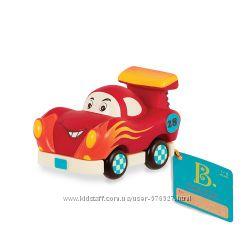 Машинка инерционная серии Забавный автопарк - Гоночная машинка
