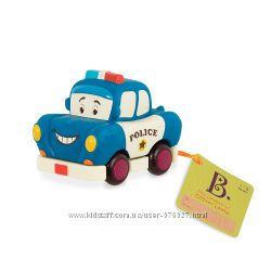 Машинка инерционная серии Забавный автопарк - Полиция