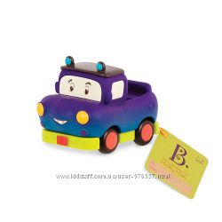 Машинка инерционная серии Забавный автопарк - Джип