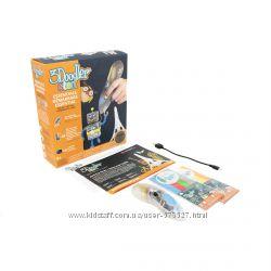 3D-ручка 3Doodler Start для детского творчества - Креатив прозрачная