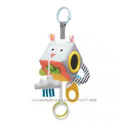 Развивающая игрушка-кубик - Веселые зверушки Taf Toys