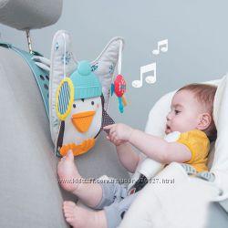 Развивающий центр для автомобиля - Музыкальный пингвин