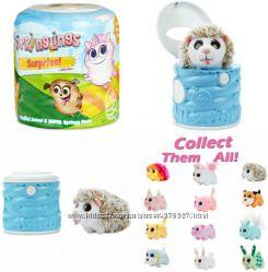 Мягкая игрушка-сюрприз Springlings Забавные Зверята Little Tikes