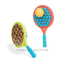 Игровой набор - Пляжный теннис два в одном Battat