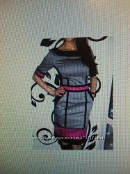 Платье-карандаш, длина миди S