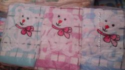 Детские полотенечка для детского сада. Идеальное качество - смешная цена