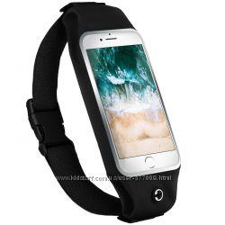 Спортивный сумка на пояс для Iphone и смартфонов до 5, 8 дюймов