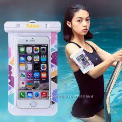 Чехол водонепроницаемый для Iphone 8 7 6 6s 5 5s SE смартфона до 5. 2 дюймов