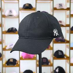 Бейсболка NY MLB New York Yankees MLB черная Бейсболка Кепка LA