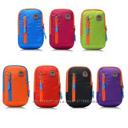 f66a6fbf87cb Сумка на руку для смартфона телефона до 6. 5 дюймов сумка на руку для Iphon