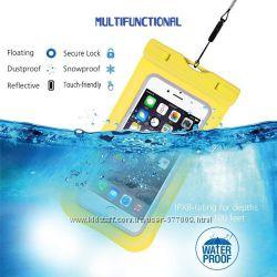 Водонепроницаемый чехол для Iphone Xs Max Xr X 8 8 plus 7 7 plus до 6, 5