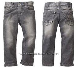 Деми джинсы для мальчика Lupilu. Германия, рост 98